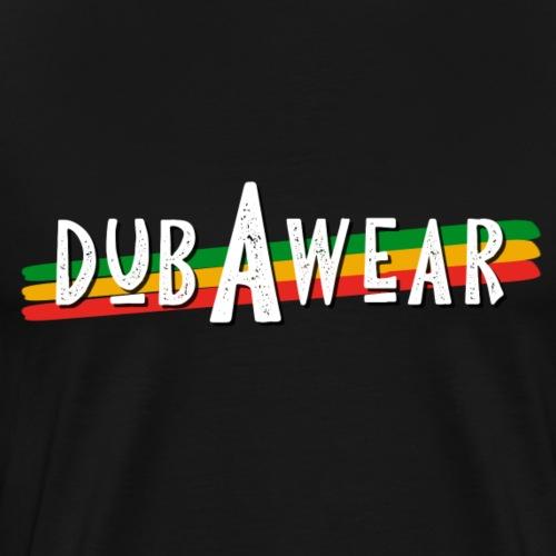 DUB A WEAR - Männer Premium T-Shirt