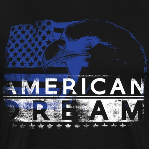 American Dream - Männer Premium T-Shirt