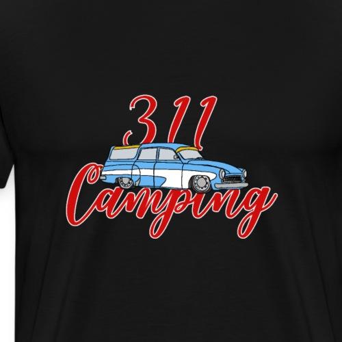 311camping - Männer Premium T-Shirt
