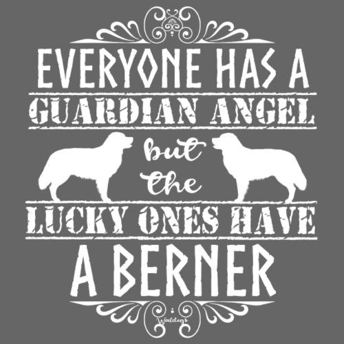 Bernese Berner Angel4 - Miesten premium t-paita