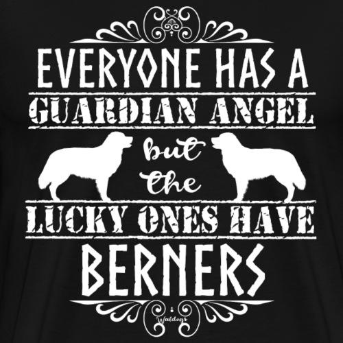 Bernese Berner Angel 2 - Men's Premium T-Shirt