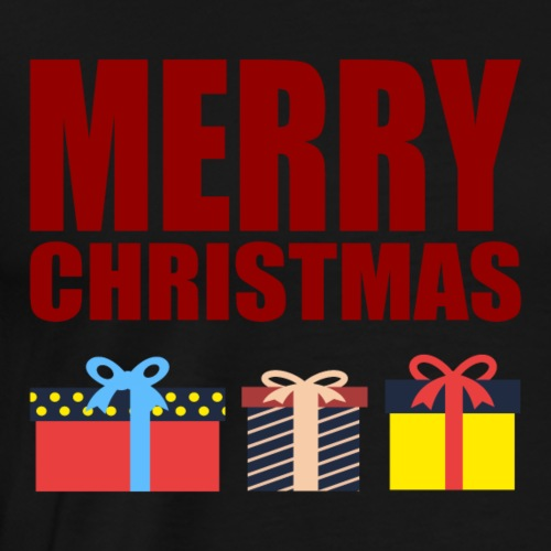 Merry Christmas Gifts - Men's Premium T-Shirt