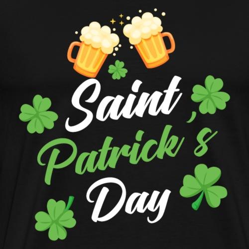 St. Patricks Day - Männer Premium T-Shirt