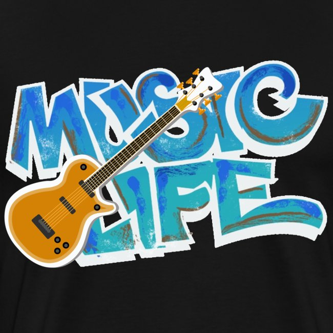 Graffiti MUSIC LIFE