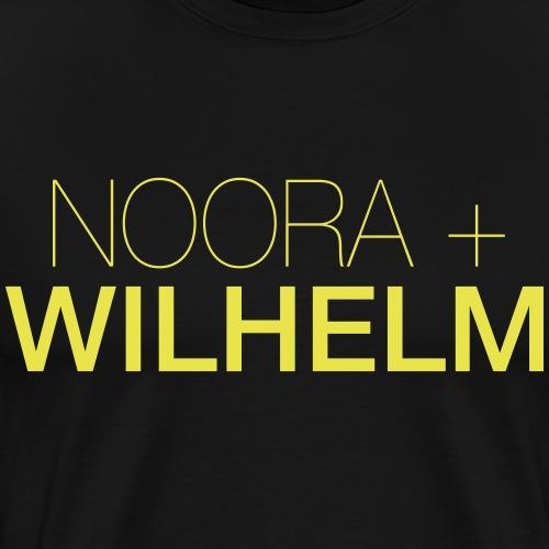 Noorhelm - Premium-T-shirt herr