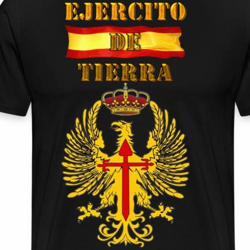 EJERCITO DE TIERRA ESPAÑA - Camiseta premium hombre