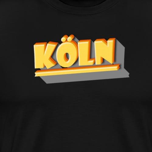 Köln Retro Comic Style Stolz Heimat Kölle Geschenk