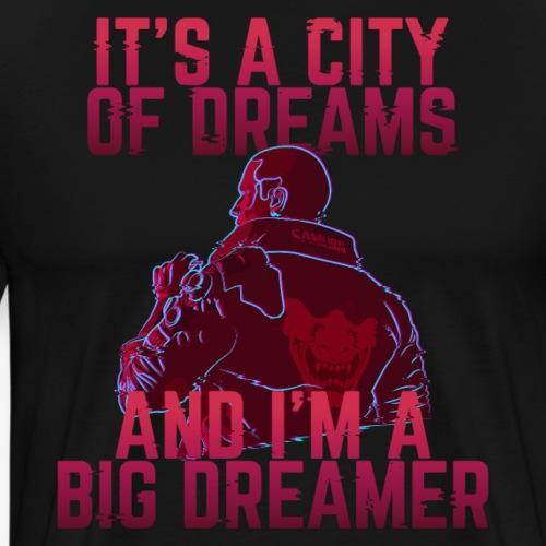 Big Dreamer - Men's Premium T-Shirt