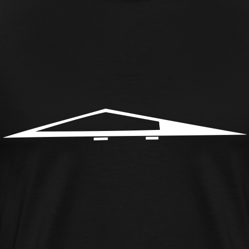 CYBRTRK TSLA - Männer Premium T-Shirt