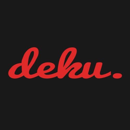 deku black and red selection - Männer Premium T-Shirt