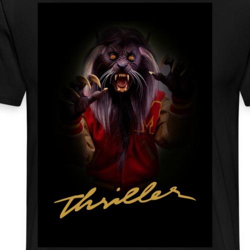 THRILLER night - T-shirt Premium Homme