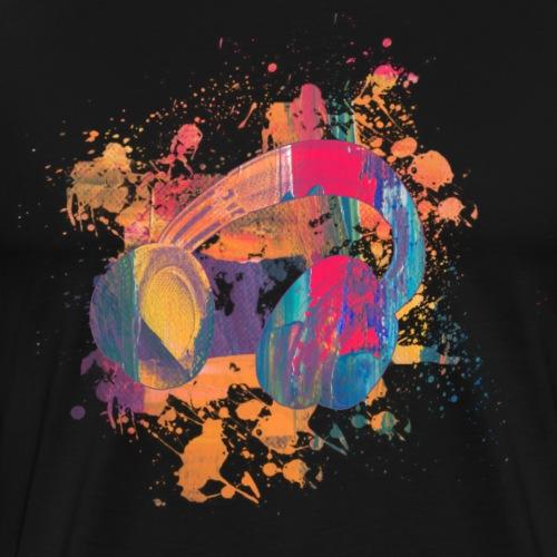 Soundsucht 2.0 - Männer Premium T-Shirt