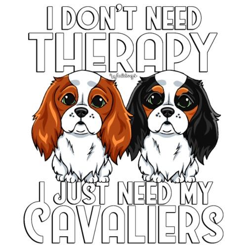 cavaliertherapies - Miesten premium t-paita
