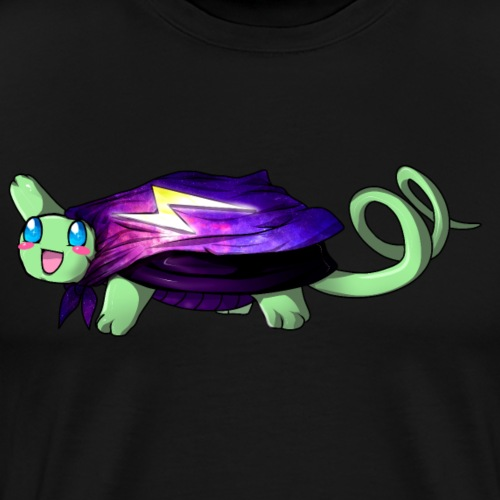 Blinky The Electric Turtle! - Men's Premium T-Shirt