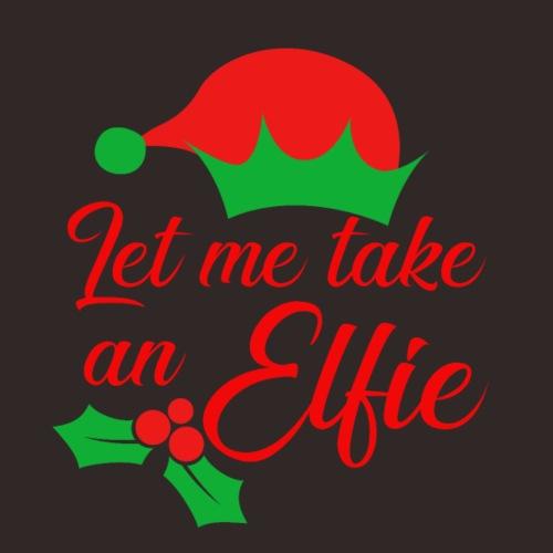 Weihnachten | Elf Mütze Weihnachtself Wortspiel - Männer Premium T-Shirt