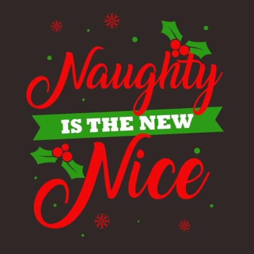 Weihnachten | unartig artig nett - Männer Premium T-Shirt