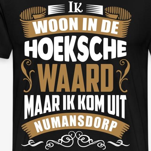 Numansdorp - Mannen Premium T-shirt