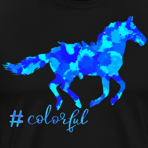 Animental Vibes - #colorful - Männer Premium T-Shirt