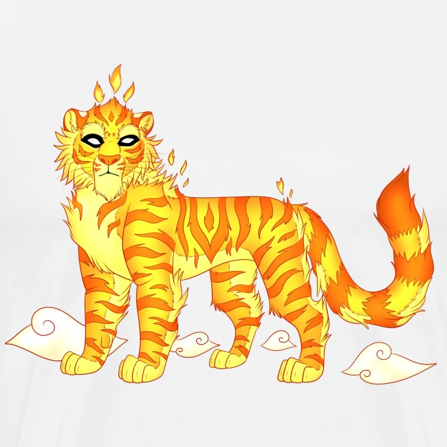 The Fire Tiger