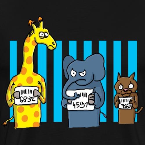 Prisonniers - T-shirt Premium Homme