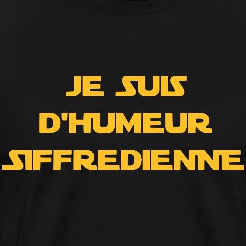 Je suis - T-shirt Premium Homme