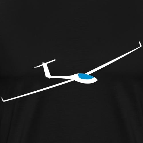 Segelflugzeug GP14 Velo - Männer Premium T-Shirt