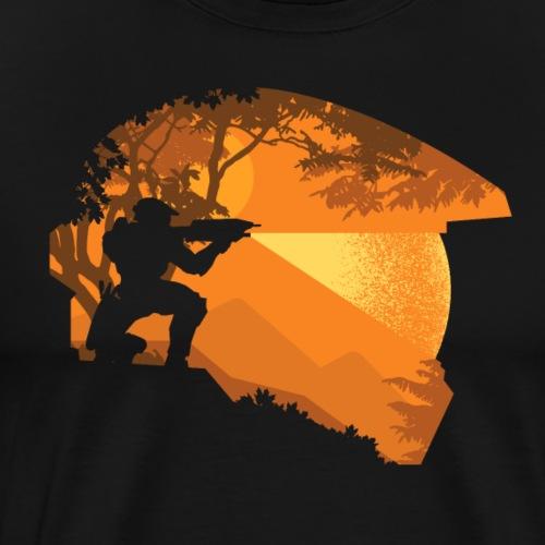 masterchief - T-shirt Premium Homme