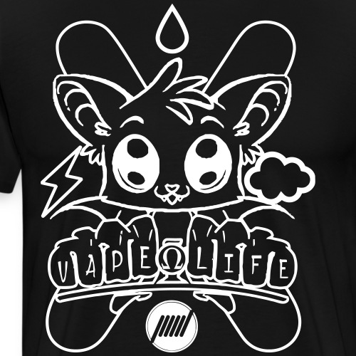 Baby Bat - Maglietta Premium da uomo