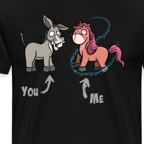 Einhorn - Esel - Ich Du