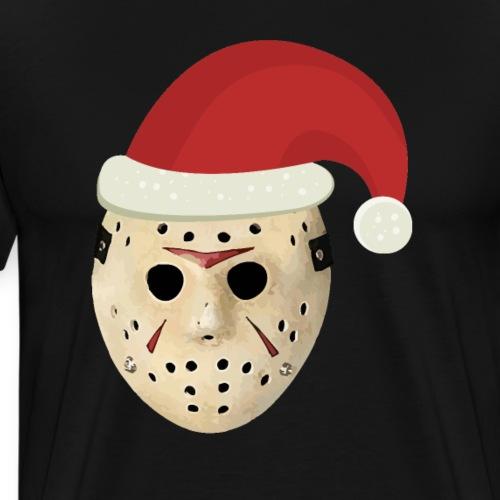 Jason Feliz Navidad 2020 Santa Claus - Camiseta premium hombre
