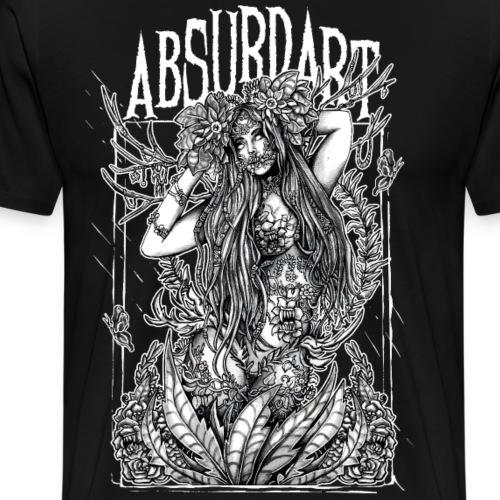 Infested, Absurd Art - Männer Premium T-Shirt