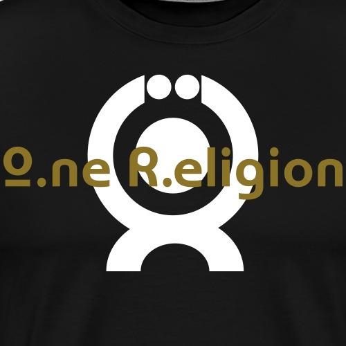 O.ne R.eligion Only - T-shirt Premium Homme