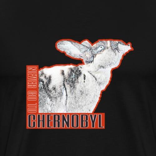 Chernobyl bubu - Miesten premium t-paita