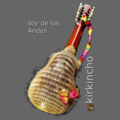 De los Andes - Kirkincho - Men's Premium T-Shirt