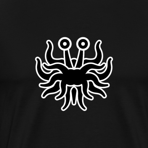 FSM, with stroke - Mannen Premium T-shirt