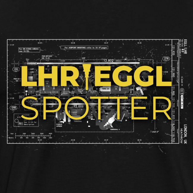 "Lotnisko Londyn Heathrow ""LHR/EGLL Spotter"""