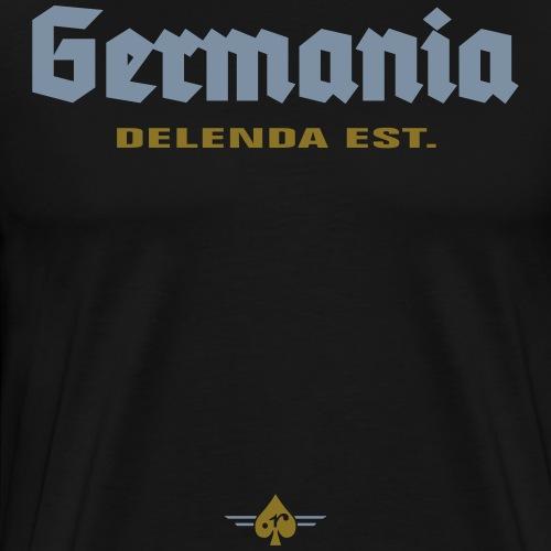Germania delenda est - Männer Premium T-Shirt