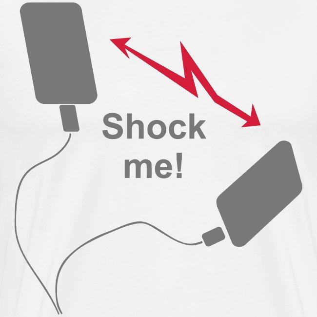 Defibrillator - Shock me!