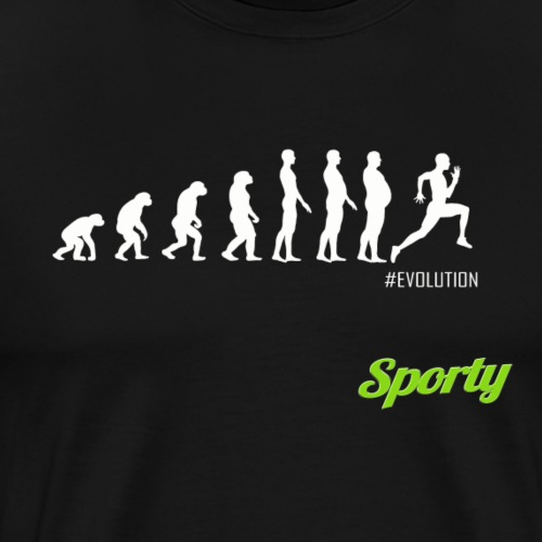 Evolution - T-shirt Premium Homme