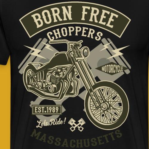 Biker Sweatshirt moto Classic Historic Harley-Motif Slogan culte 4081x Gris