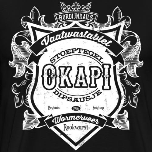 Okapi - Mannen Premium T-shirt