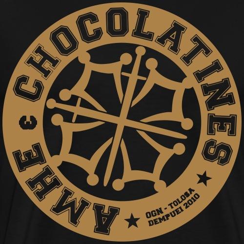 AMHE & Chocolatines - T-shirt Premium Homme