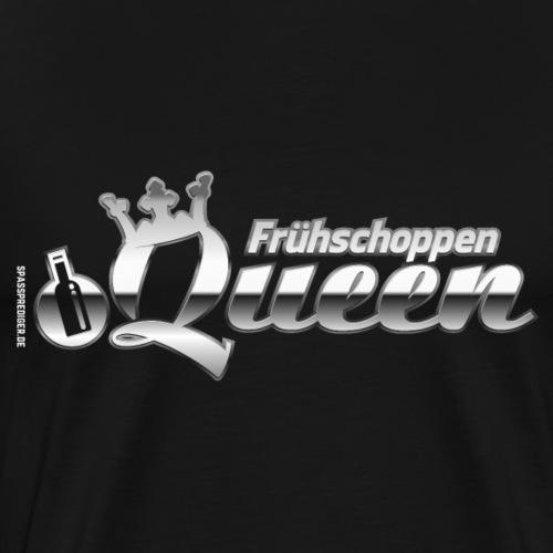 Team Braut & Mallorca Design Frühschoppen Queen - Männer Premium T-Shirt