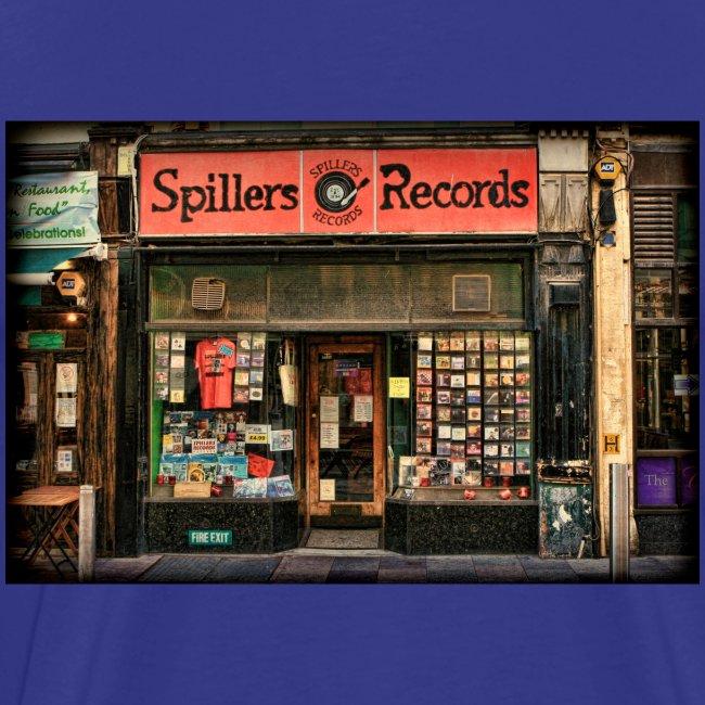 Spillers Records Shop