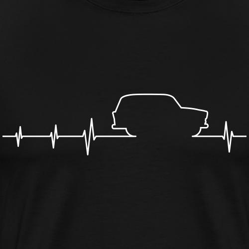 Trabbi 600 Kombi EKG - Männer Premium T-Shirt