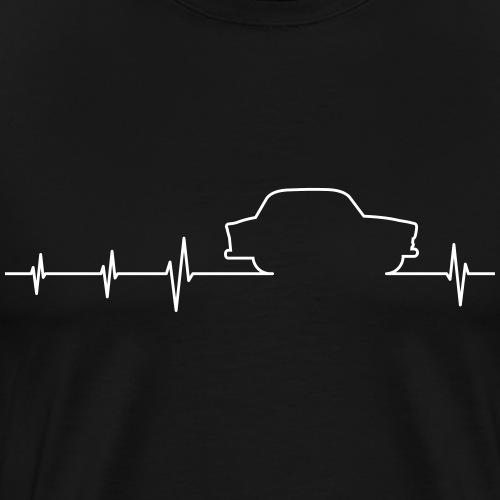 Trabbi 600 EKG - Männer Premium T-Shirt