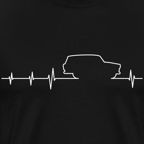 Trabbi 601 Kombi EKG - Männer Premium T-Shirt