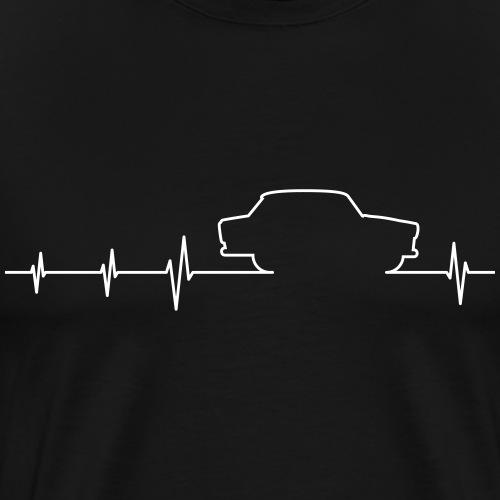 Trabbi 601 EKG - Männer Premium T-Shirt