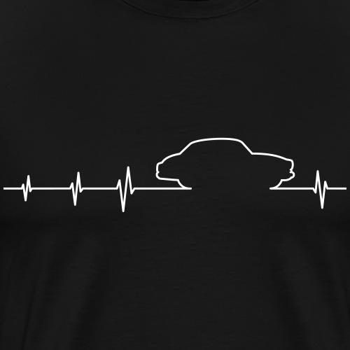 Wartburg 311 312 EKG - Männer Premium T-Shirt