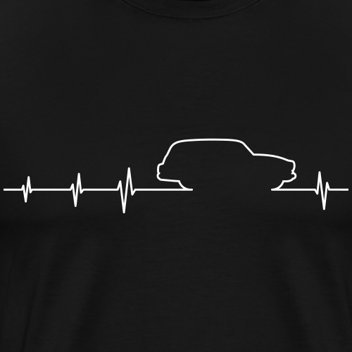 Wartburg 311 312 Kombi EKG - Männer Premium T-Shirt